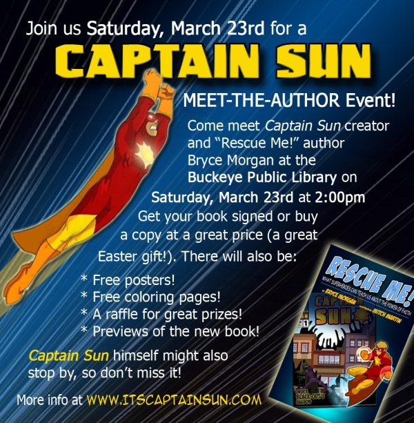 Meet-the-Author Event!