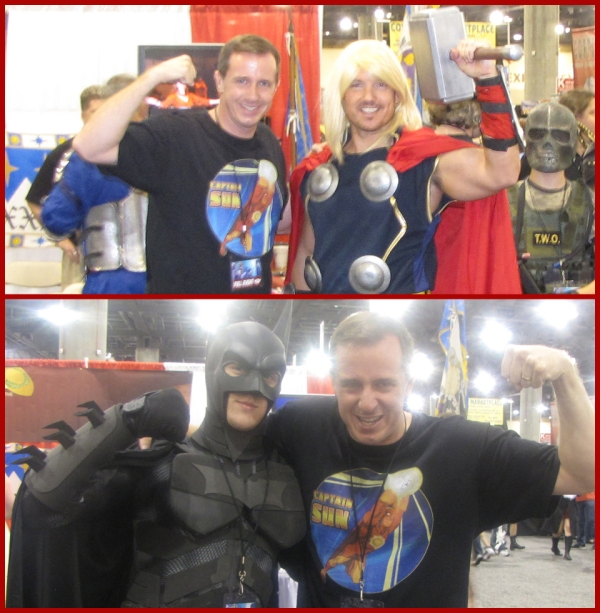 Saturday at Phoenix Comicon