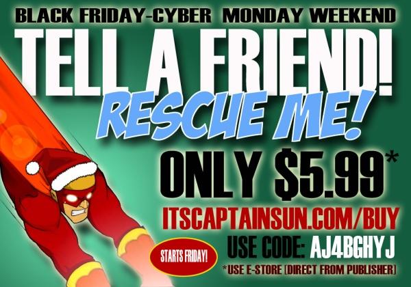 Black Friday-Cyber Monday Sale!