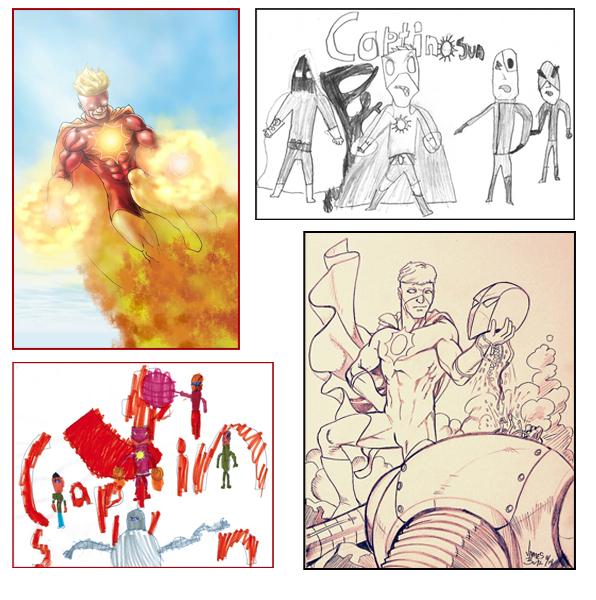 Fan Art Collage #1 copy