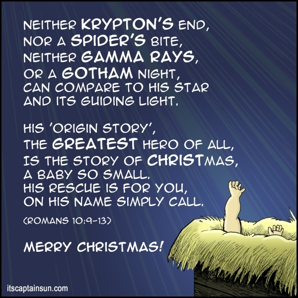 Christmas Poem Meme-Origin Story copy