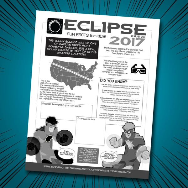 Eclipse Worksheet Ad copy