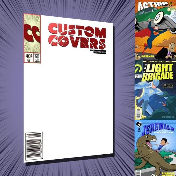 Custom Covers AD layout copy
