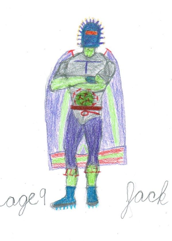 Jack Stanger (age 9)