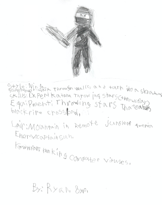 Viral by Ryan Stadler (age 8)
